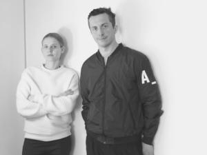 Ewa Bochen i Maciej Jelski
