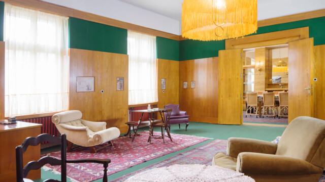 Słynny Adolf Loos i jego wnętrza radykalne