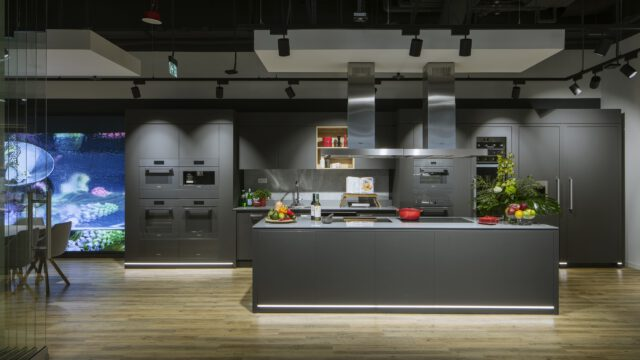 Nowy salon Miele Experience Center