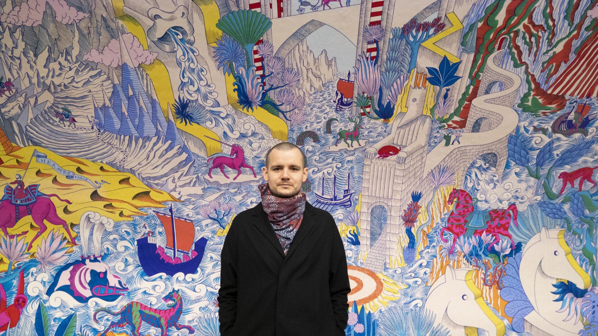 Jan Bajtlik: – Za granicą łatwiej mi znaleźć wolność myślenia