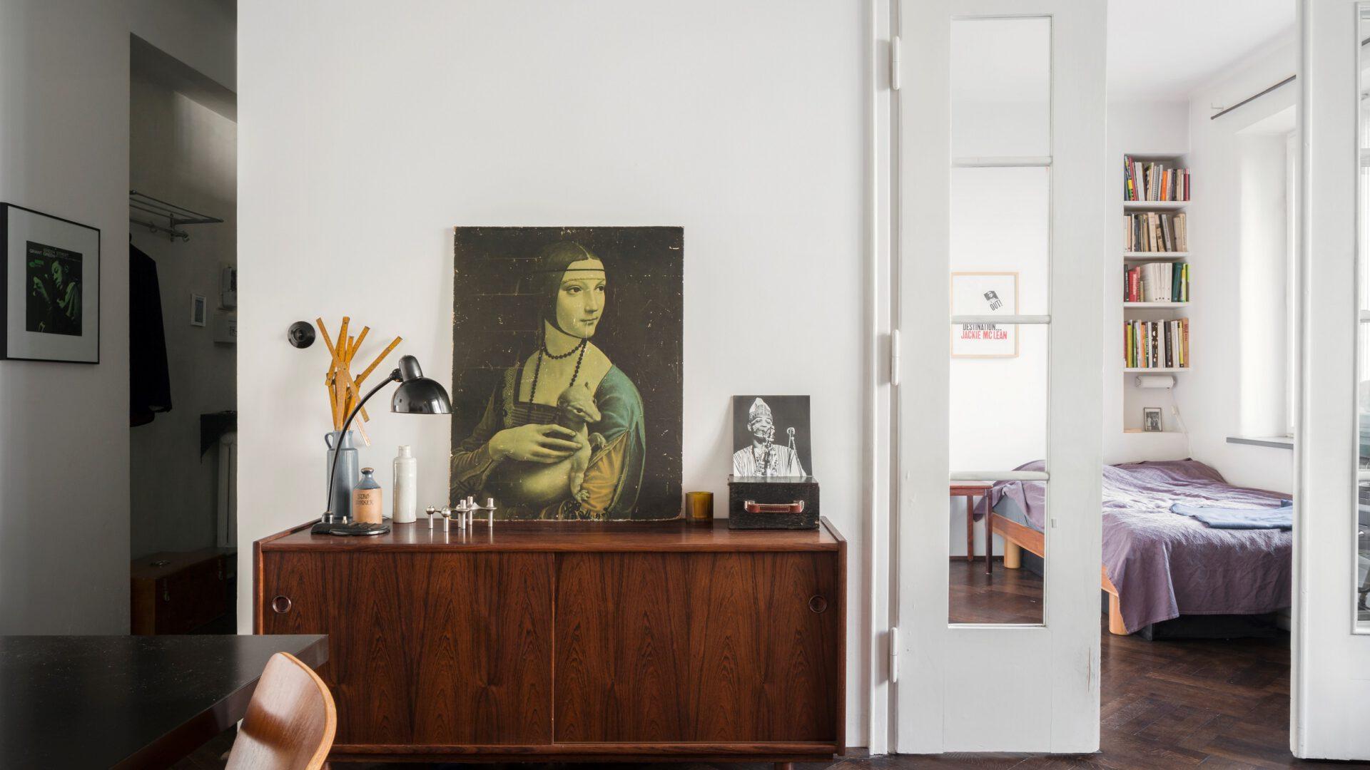 Architekt Jacek Piechura pokazuje nam swoje mieszkanie