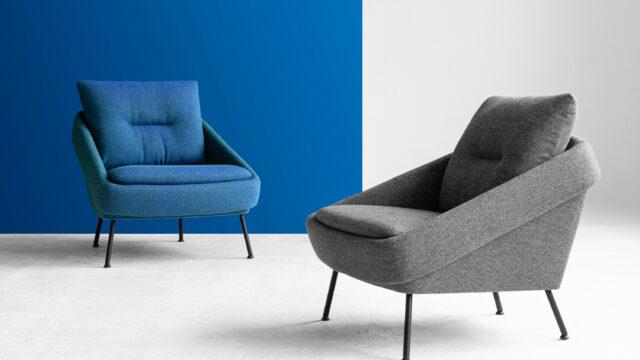 Tomasz Augustyniak zaprojektował fotel dla Noti