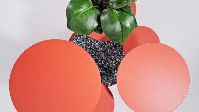 Nowe kwietniki Bujnie inspirowane architekturą modernistyczną