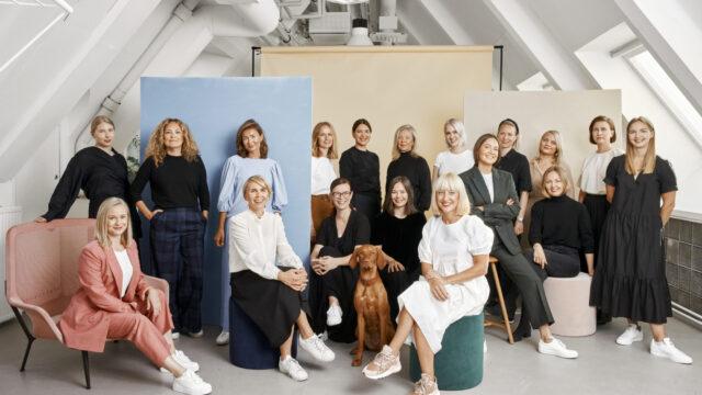 Fyra udowadnia, że architektura jest kobietą