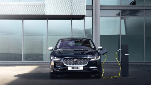 Jaguar I‑Pace. Twój pierwszy elektryczny samochód