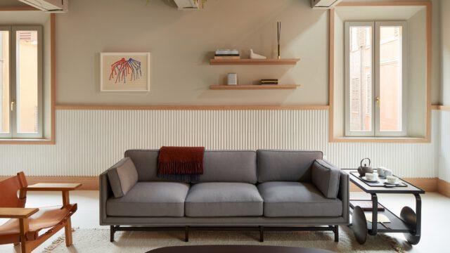Casa Mutina. Zachwycający dom włoskiej ceramiki
