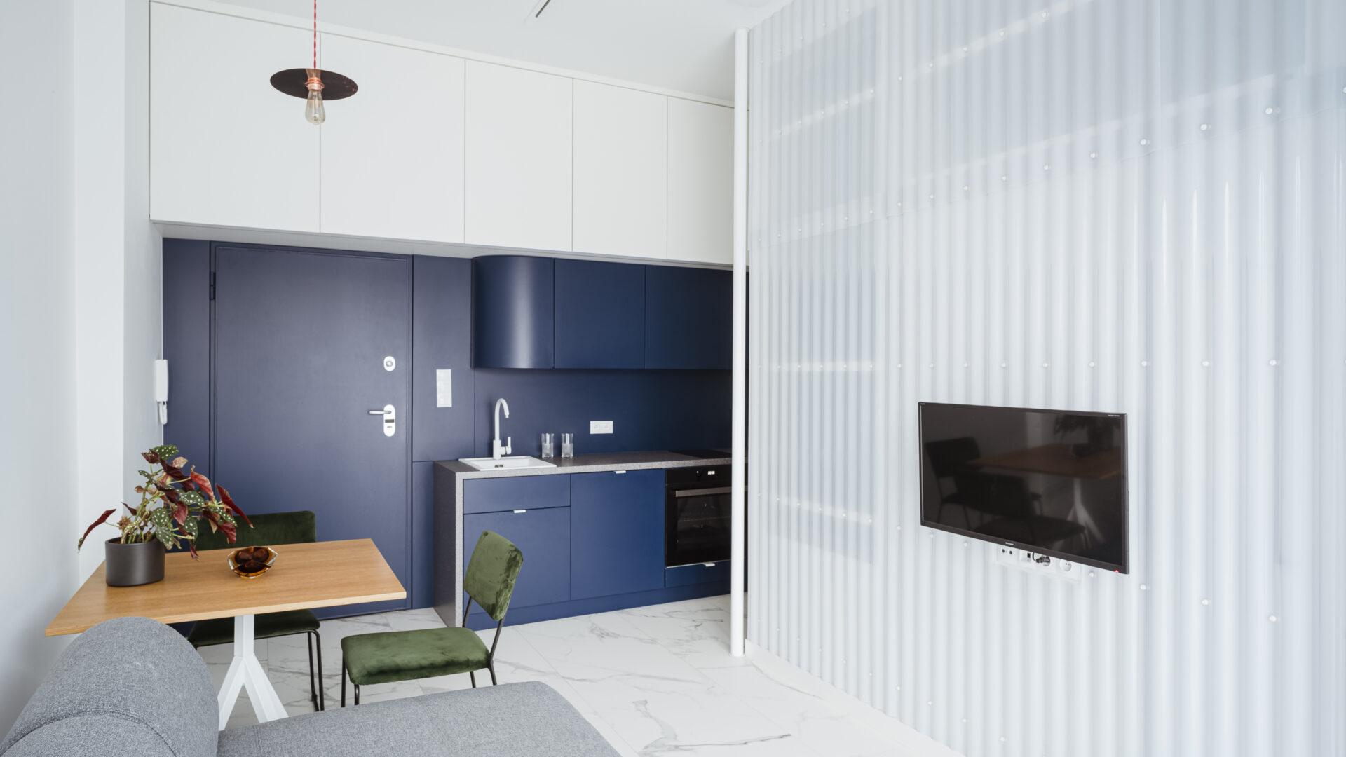 Mikromieszkania. Jak mieszkać pięknie na 20 metrach