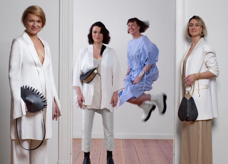 Debiutancka kolekcja torebek Anny Orskiej. Są wegańskie!