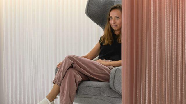 Maja Ganszyniec autorką kolekcji lamp akustycznych dla Mute