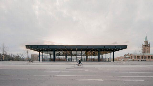 Ostatnie dzieło Miesa van der Rohe powraca po renowacji