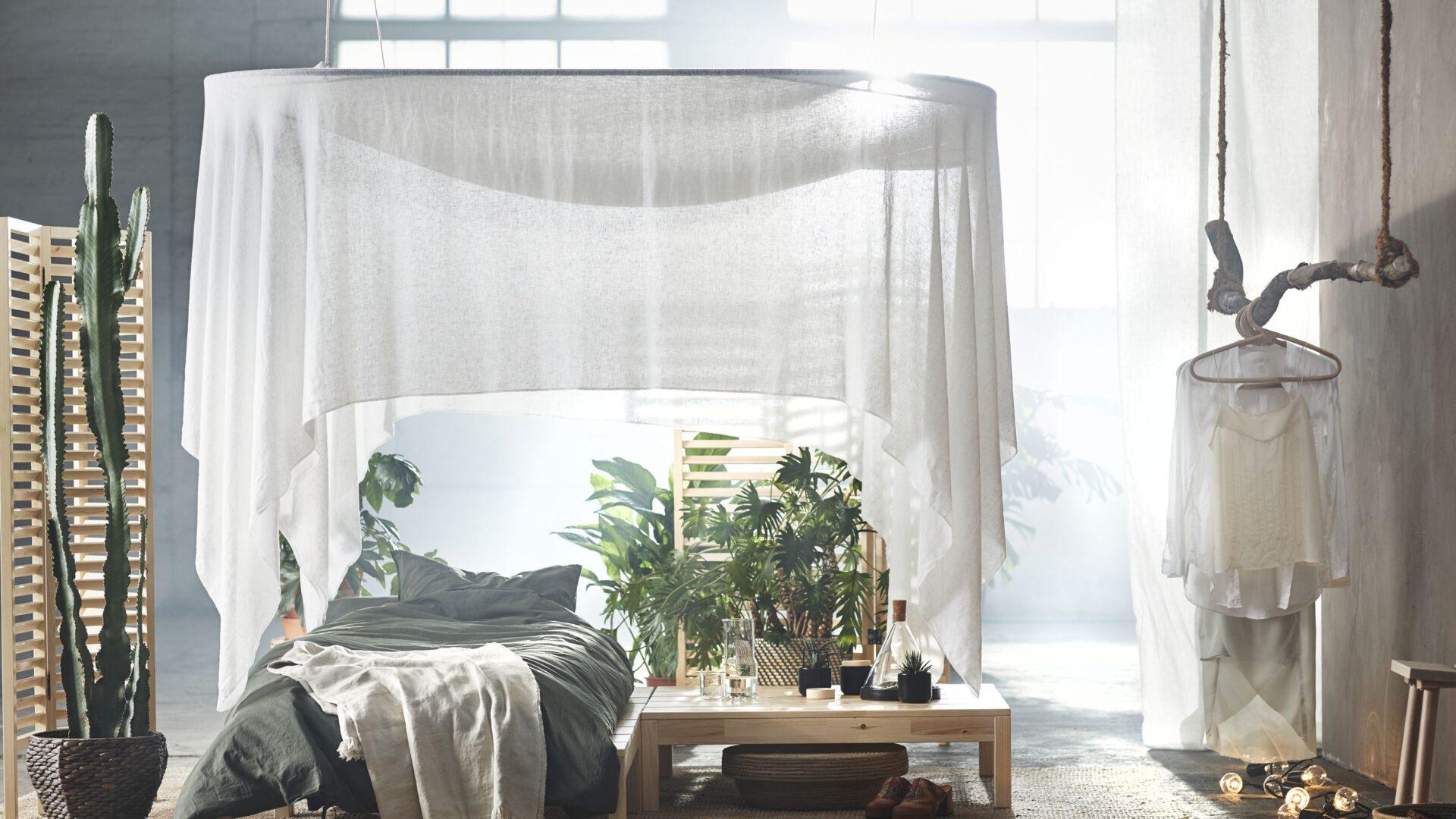 Ponadczasowa sypialnia