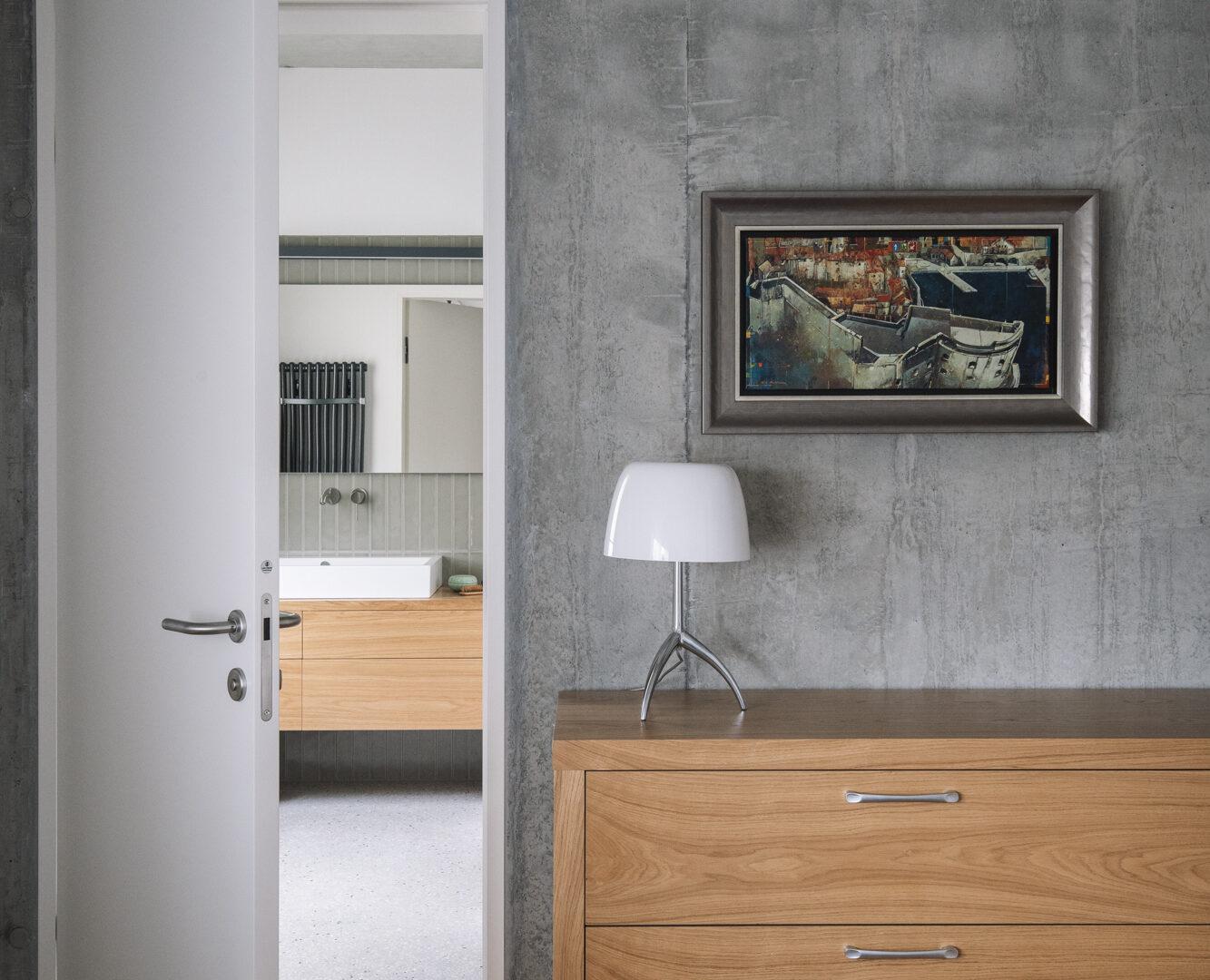 Na zdjęciu: minimalizm w gdyńskim wydaniu - projekt architektów z pracowni IFA Group