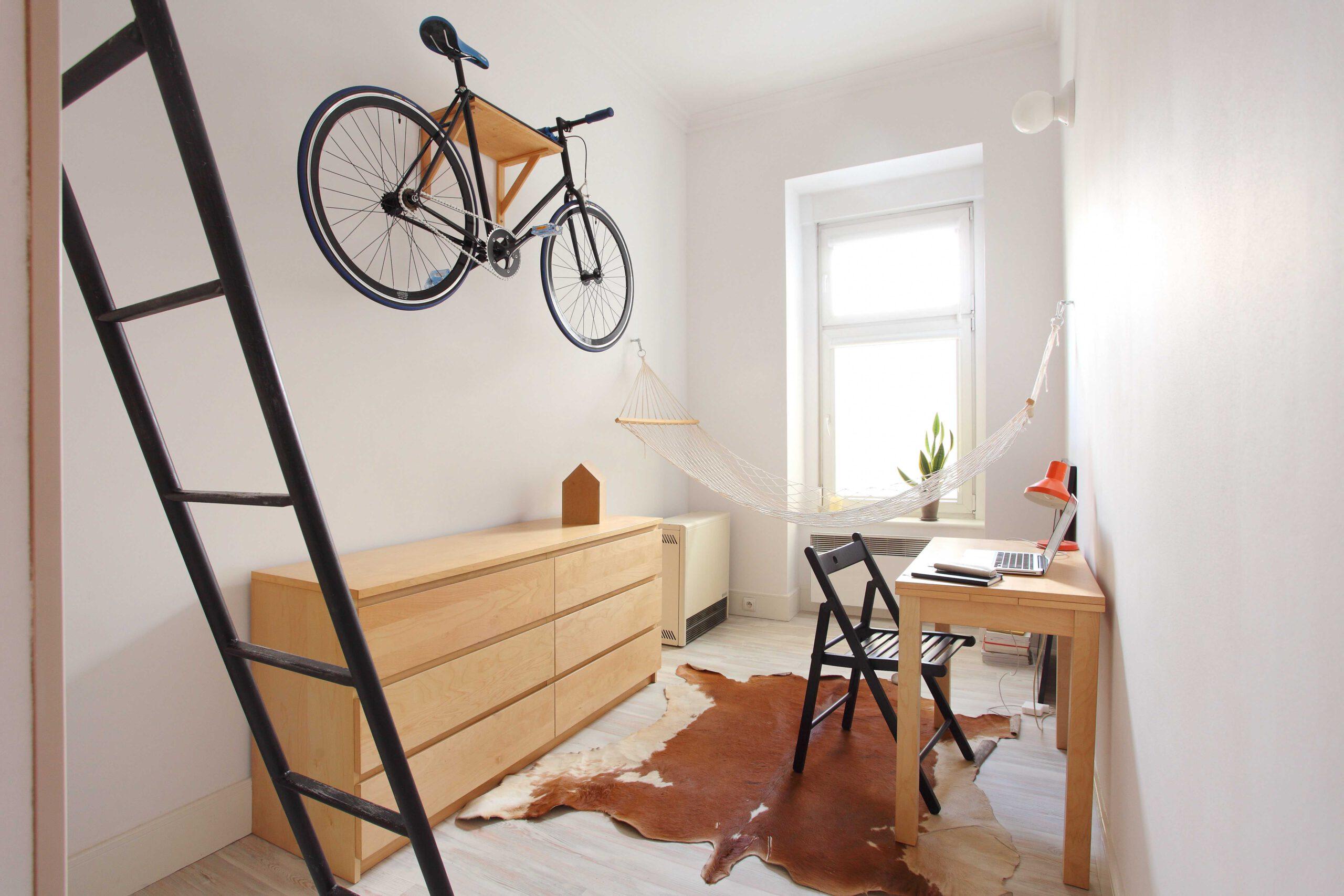 małe mieszkanie optycznie powiększone