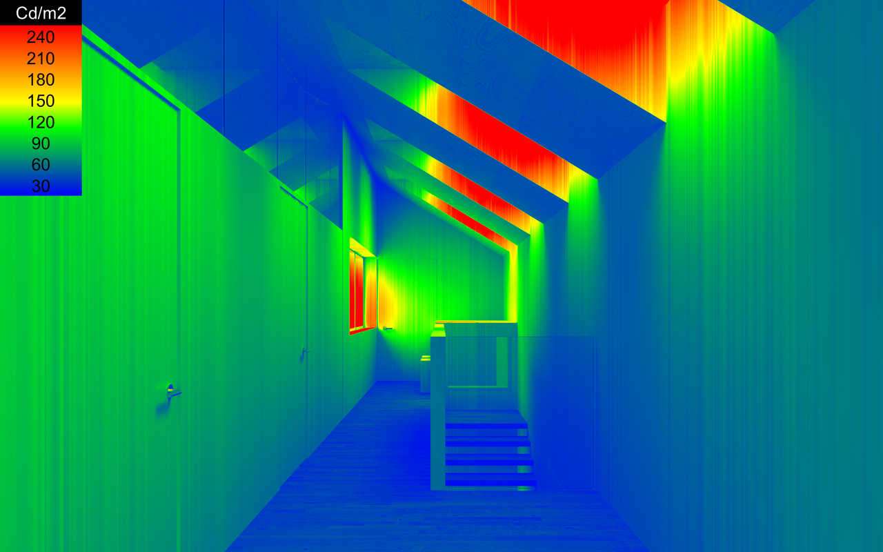 Wykonaj analizę natężenia światła dziennego za pomocą programu Velux Daylight Visualizer
