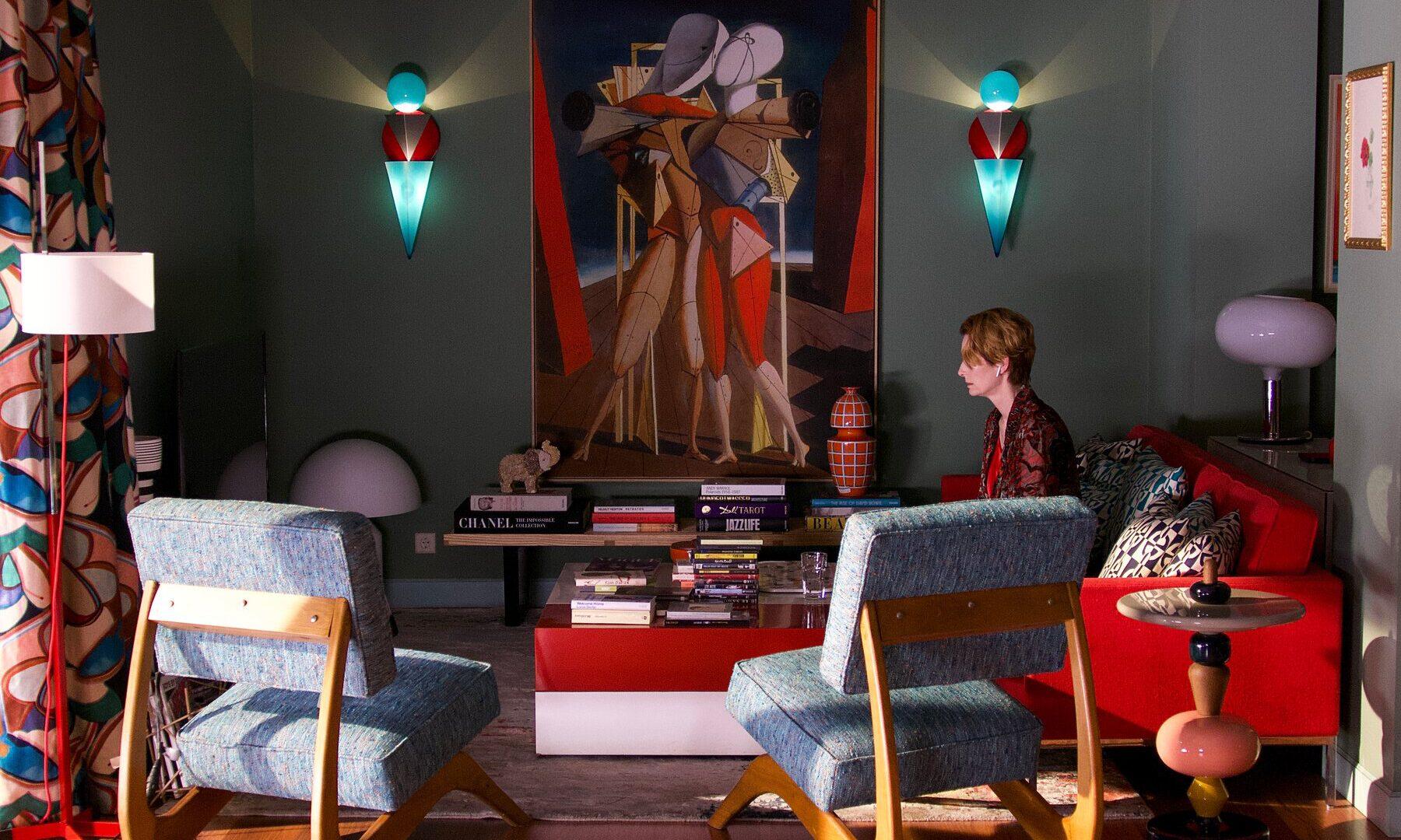 Pedro Almodóvar i Tilda Swinton stworzyli jeden z najbardziej stylowych filmów ostatnich lat
