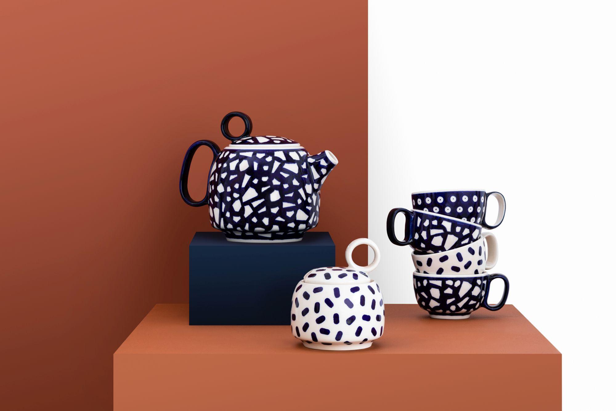 zestaw kawowo - herbaciany jeden z najlepszych polskich produktów
