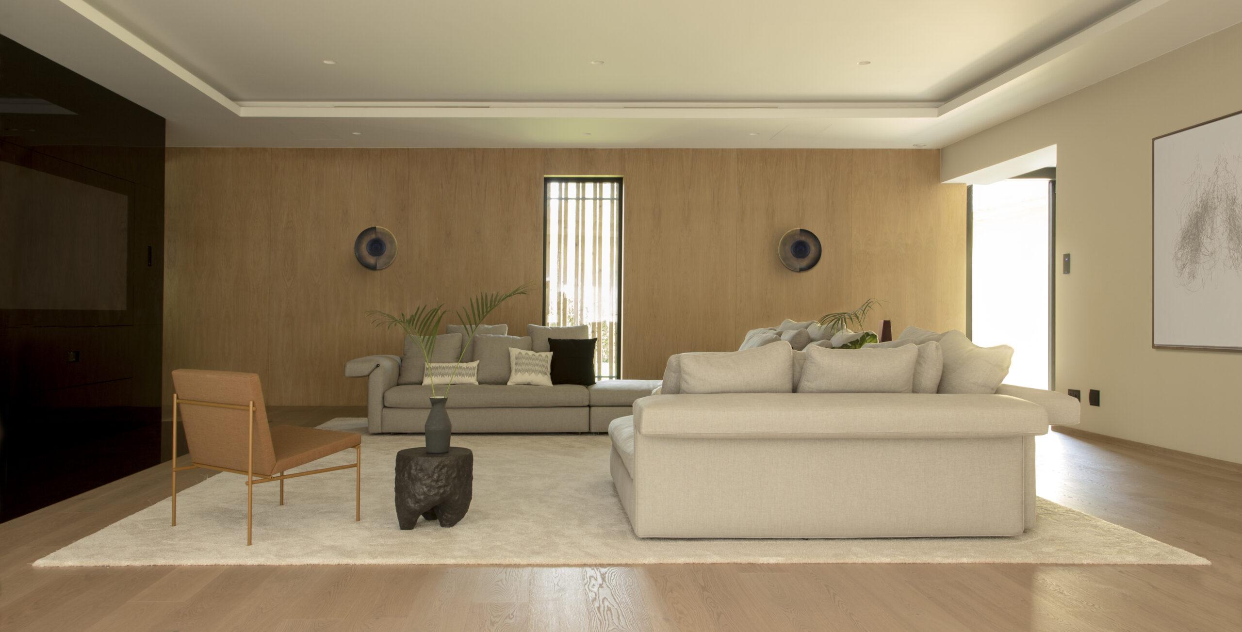 styl minimalistyczny we wnętrzu