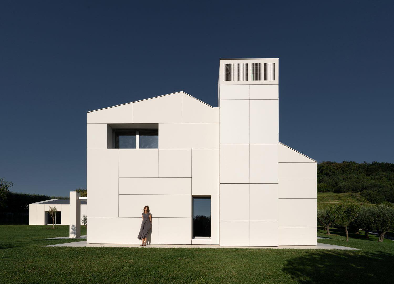 Hołd dla architektury w stylu palladiańskim