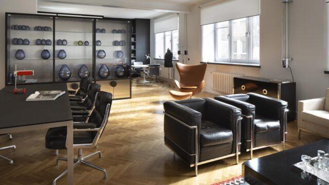 Mieszkanie kolekcjonera pełne klasyków designu