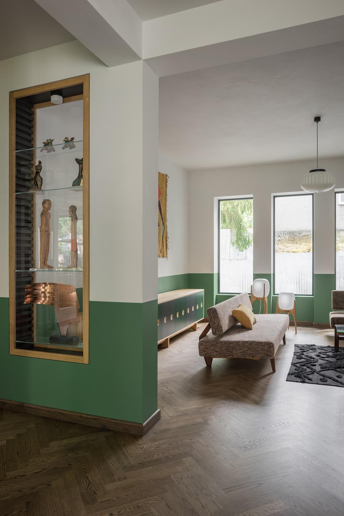renowacja Willi Bauhaus z 1936 roku