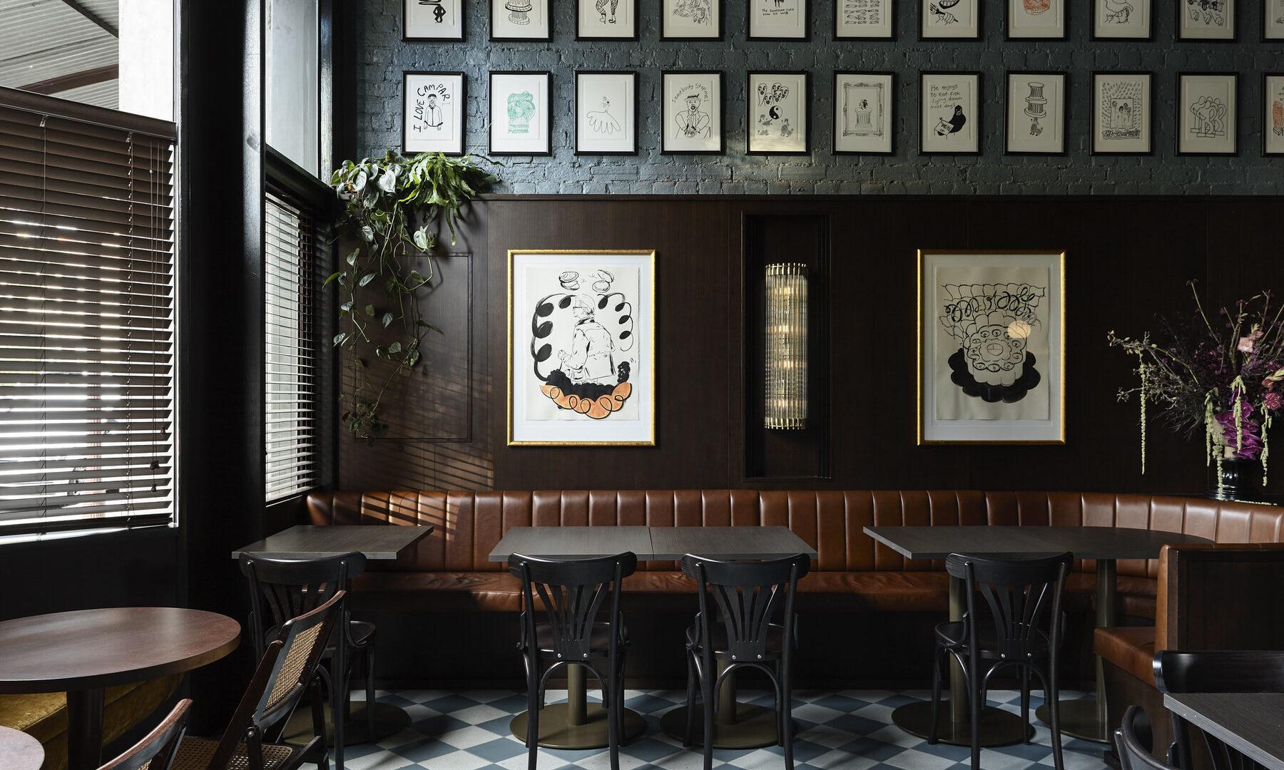 Poodle Bar & Bistro. Uwspółcześnione retro