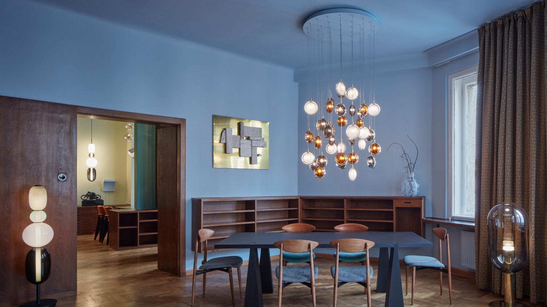 Magia szkła w kubistycznym Diamentowym Domu