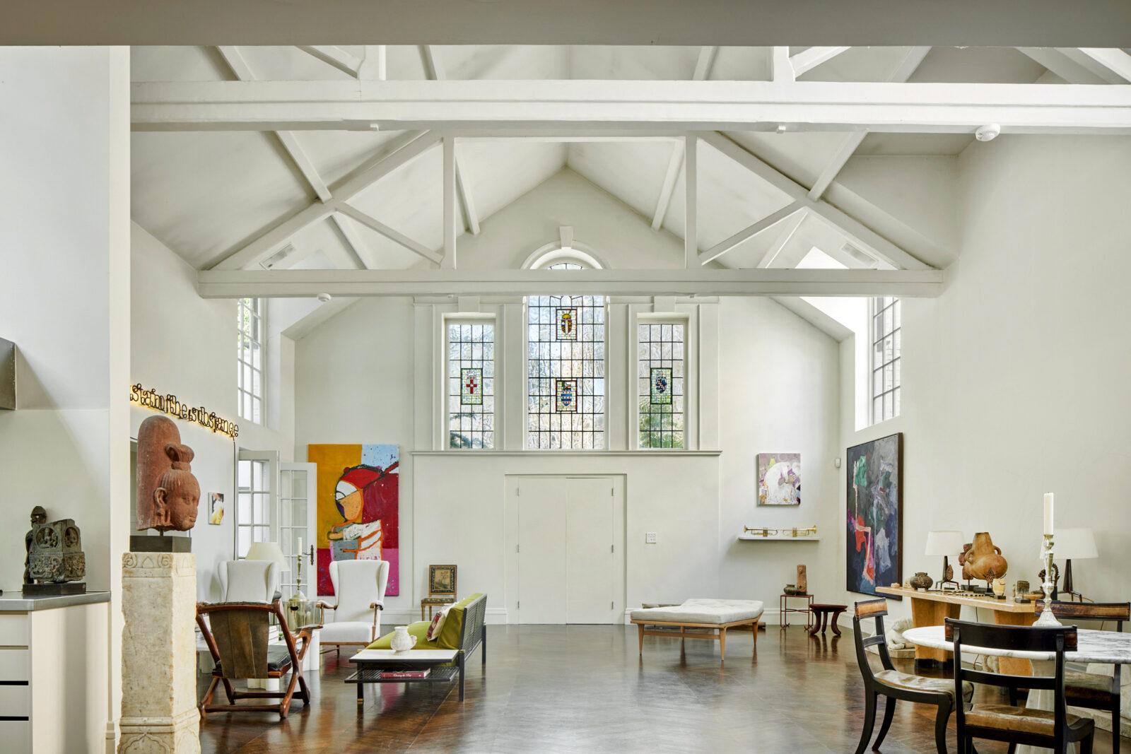 Pięć najlepszych transformacji kościołów na mieszkania