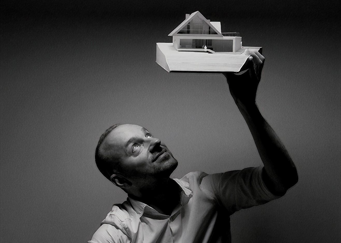 Bogusław Barnaś zaprojektował najlepszy dom na świecie