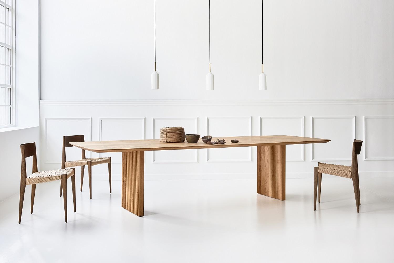 Na zdjęciu: Kolekcja dk3 łączy w sobie ekskluzywne, klasyczne i współczesne meble od wielkich duńskich architektów i projektantów, takich jak Jeppe Utzon, Kaare Klint, Børge Mogensen, Poul Cadovius i inni.