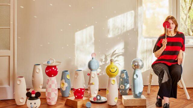 Beztroska zabawa symbolami popkultury w wykonaniu Malwiny Konopackiej