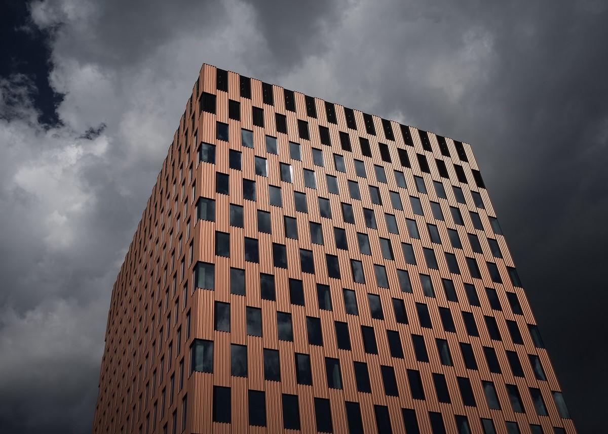 Biurowiec inspirowany portowym dziedzictwem Gdańska